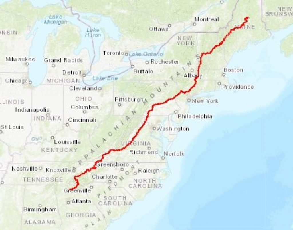 How To Hike The Appalachian Trail In Sections: An Incredibly ...