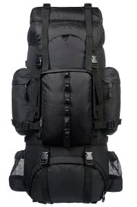 amazonbasics internal frame hiking backpack image