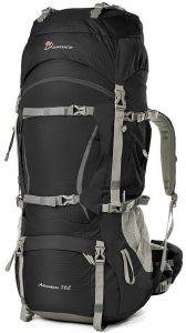 mountaintop internal frame backpack image
