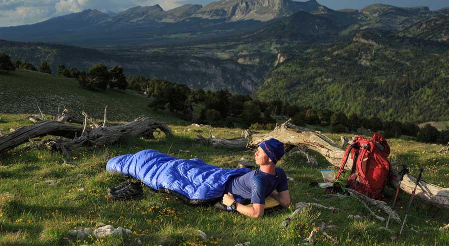 Best Lightweight Sleeping Bag for Backpacking