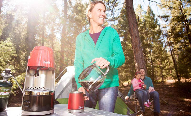 Best Way to Brew Coffee Camping