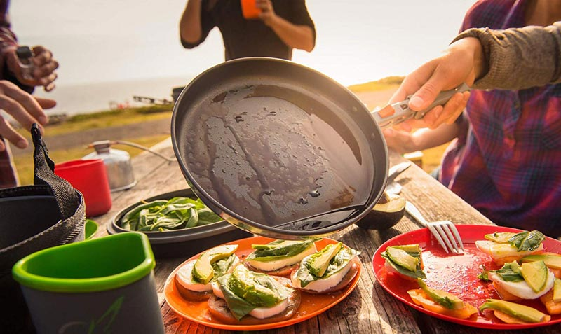 Knowing what you'll be cooking is as important as knowing what type of food to avoid
