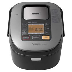 Panasonic 5 Cup (Uncooked) Japanese Rice Cooker