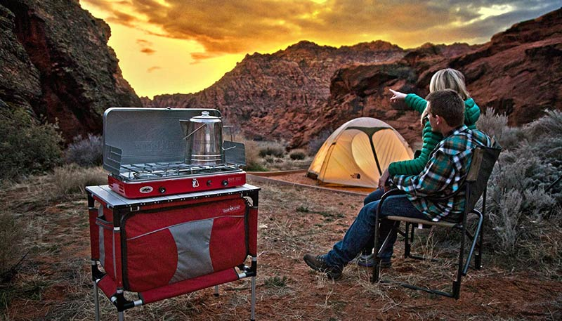 What Is the Best Camping Stove for Families
