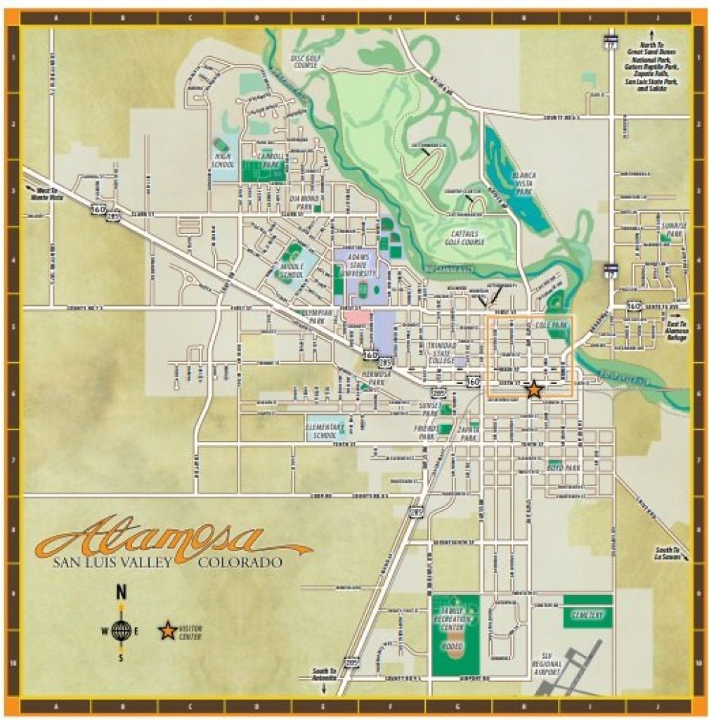 Alamosa Economy Campground