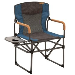 Eureka Curvy Chair with Side Table