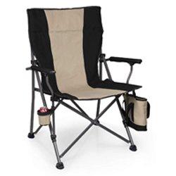 ONIVA -- a Picnic Time Brand Big Bear XXL Camp Chair, Black