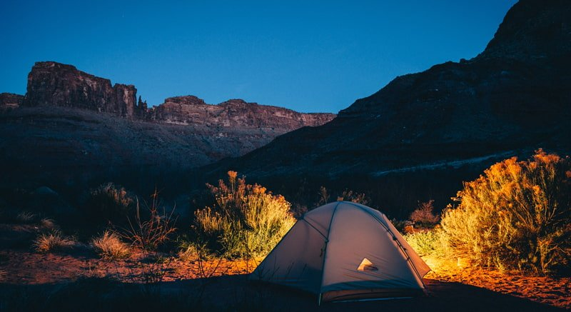Planning to Camp on the Appalachian National Scenic Trail