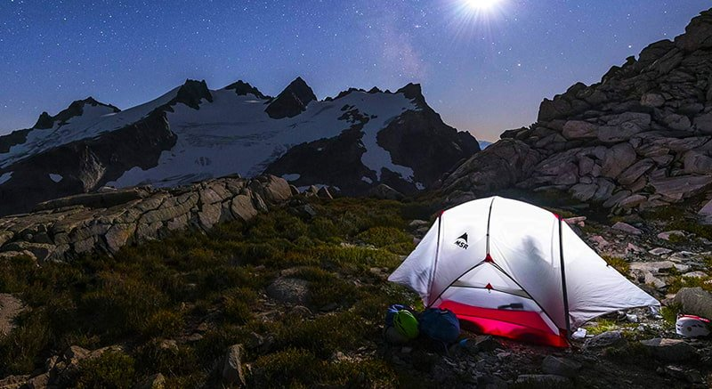 Why is it Important to Buy a Tent that is the Correct Size