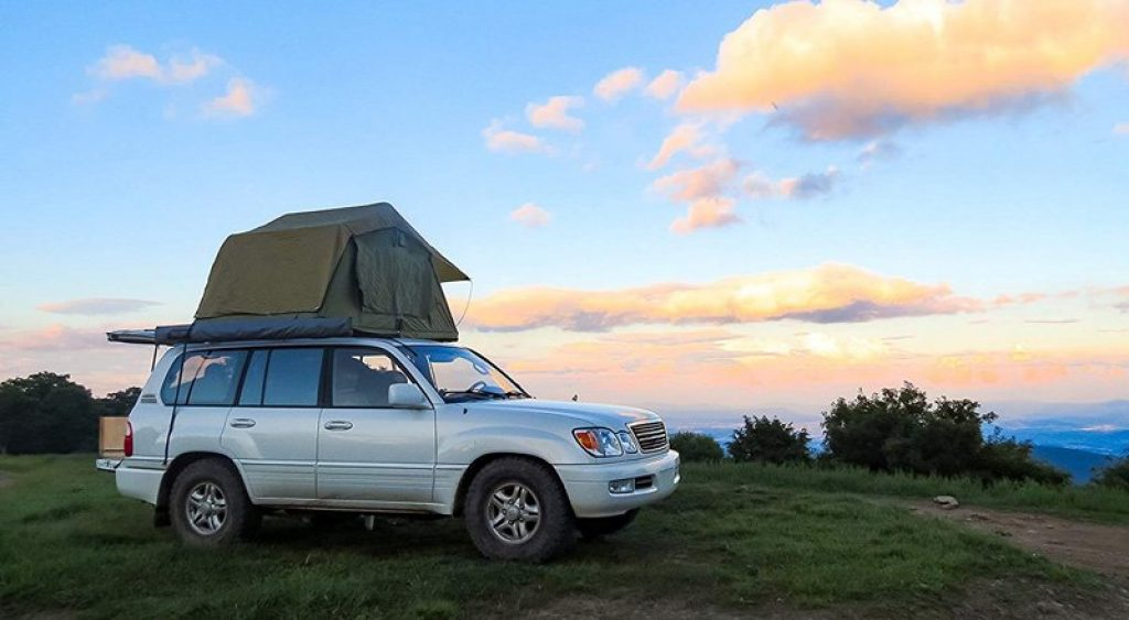What is a Rooftop Tent