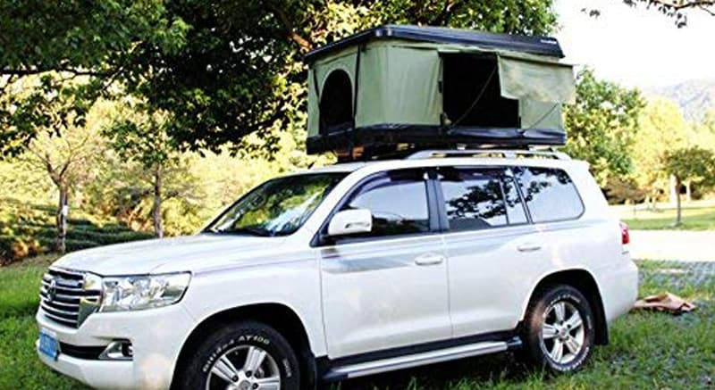 find a roof rack that fits nicely onto whatever system your vehicle