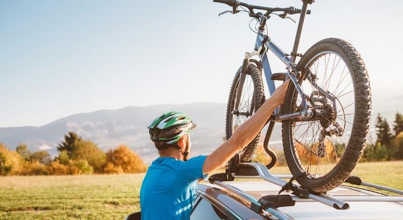 rooftop tents bikes